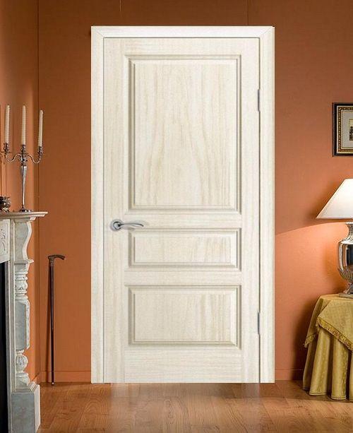 Двери цвета ясень в интерьере фото