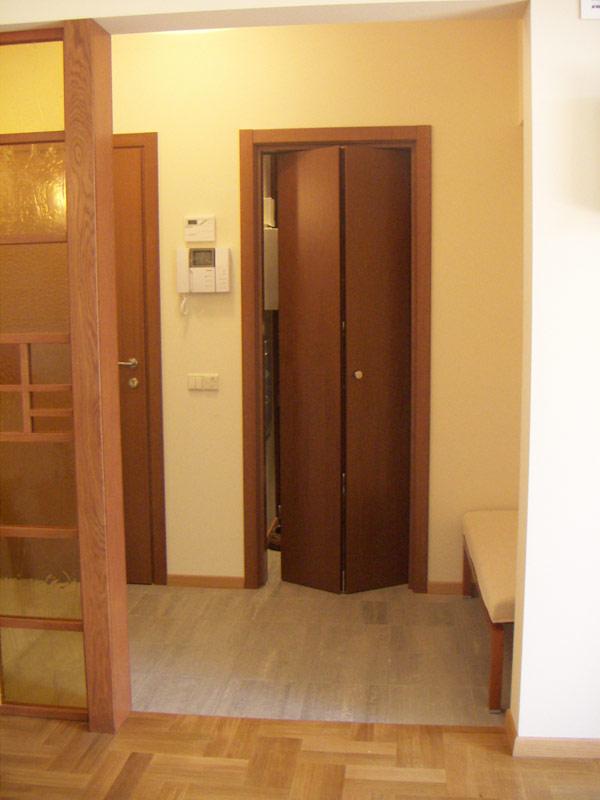 Двери в кладовку в коридоре, прихожей: актуальные модели, вы.