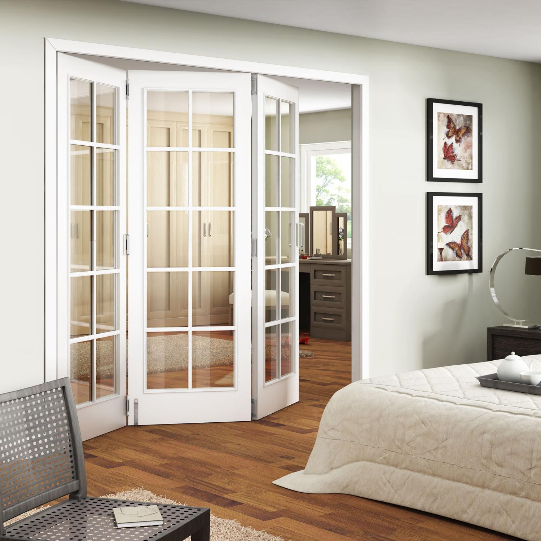 Белые двери в интерьере квартиры: преимущества, стили, фото.