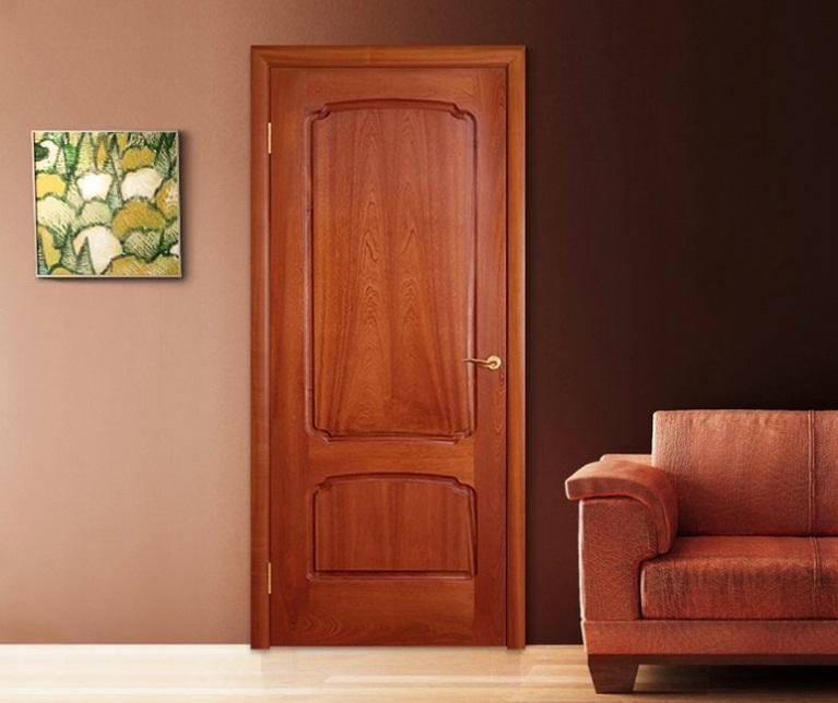 межкомнатные двери цвет красное дерево фото пользователю приходится часто