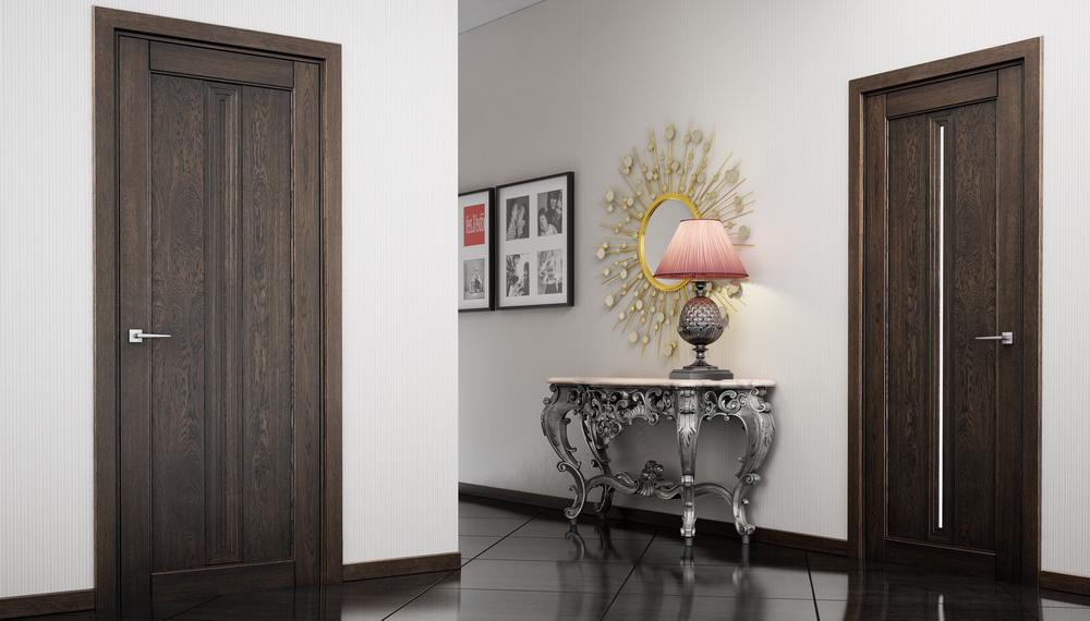 стиль двери