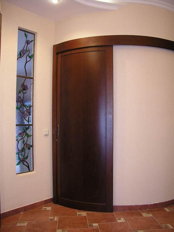 Радиусные двери: для шкафа купе, для гардеробной и межкомнат.